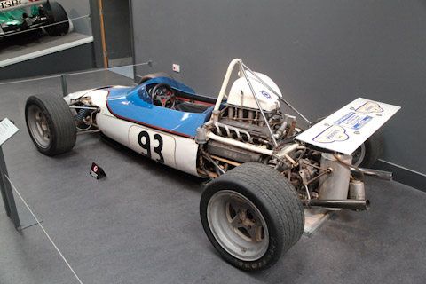 Techcraft BRM 1970
