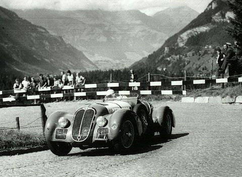 Alfa Romeo 412 von Willy Peter Daetwyler
