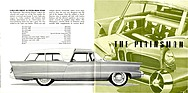 Chrysler - The Forward Look - Prospekt (1956, engl.) - Seiten 4 und 5 (1956)