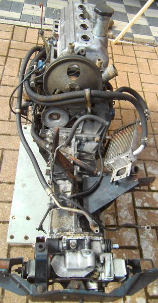 renault alpine r5 turbo motor-getriebe angeboten auf dem oldtimer