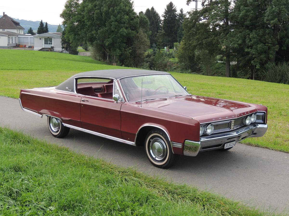 Chrysler Newport (1967) - Oldtimer kaufen | Zwischengas