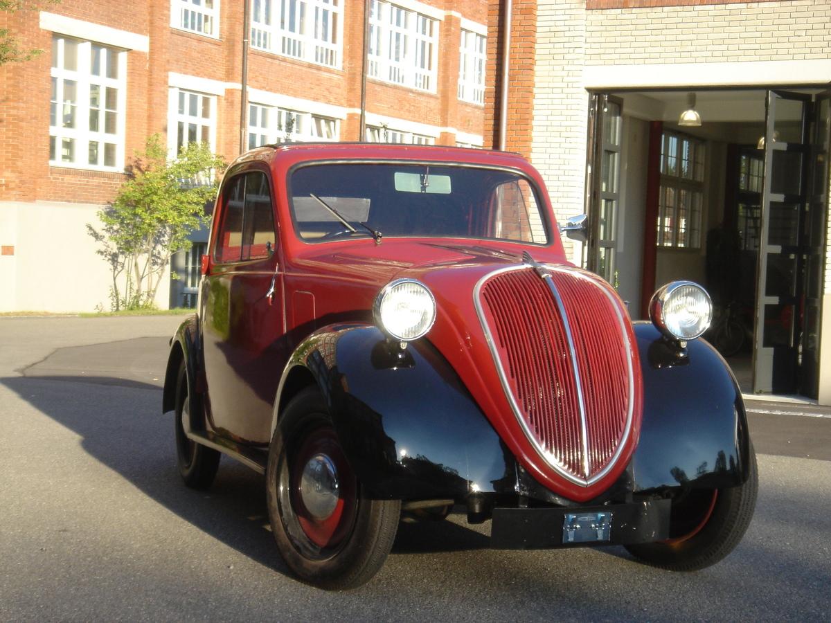 Fiat 500 Topolino 1937 Oldtimer Kaufen Zwischengas