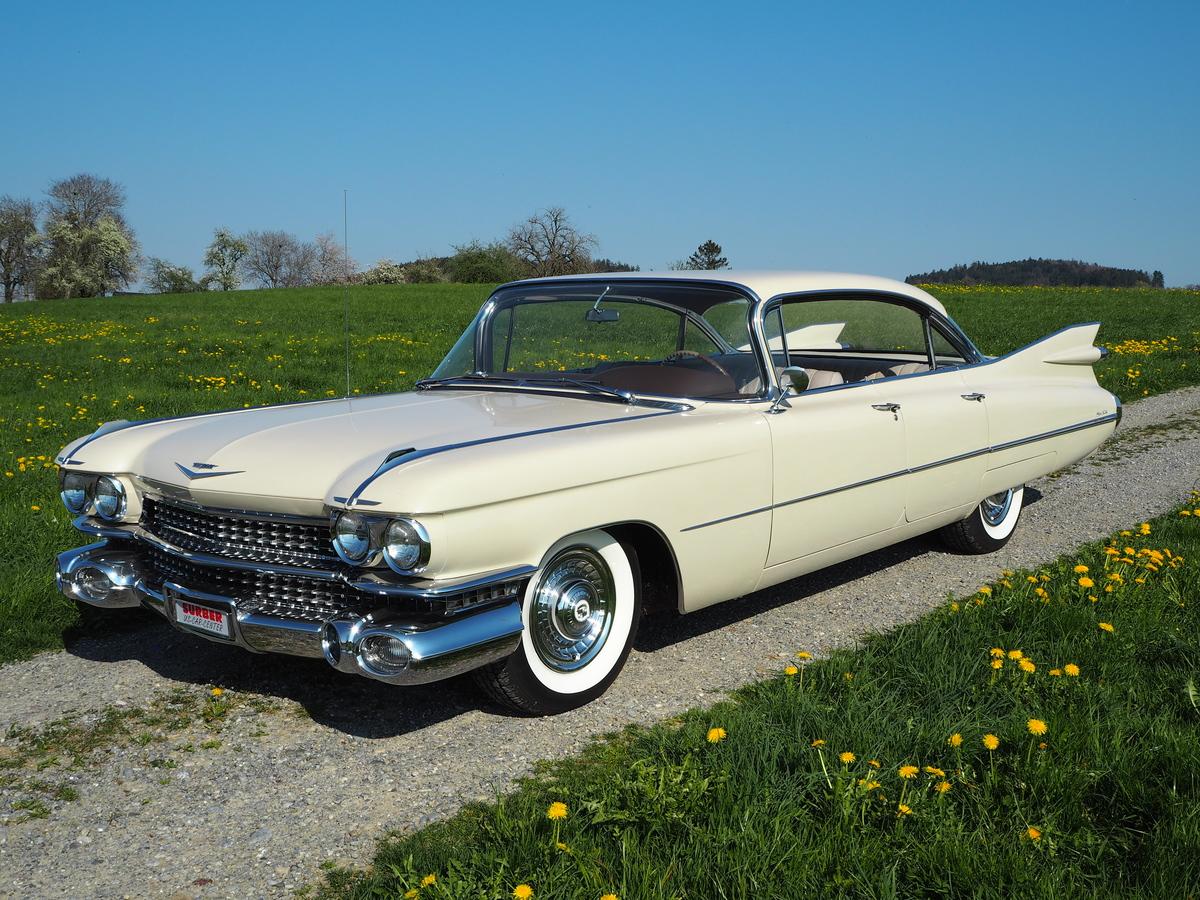 Cadillac Deville (1959) - Oldtimer kaufen | Zwischengas