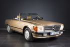Mercedes-Benz 560 SL (1987)