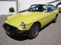 MG B GT V8 (1975): Ein speziell originales Exemplar! - angeboten durch Classic Car Connection AG