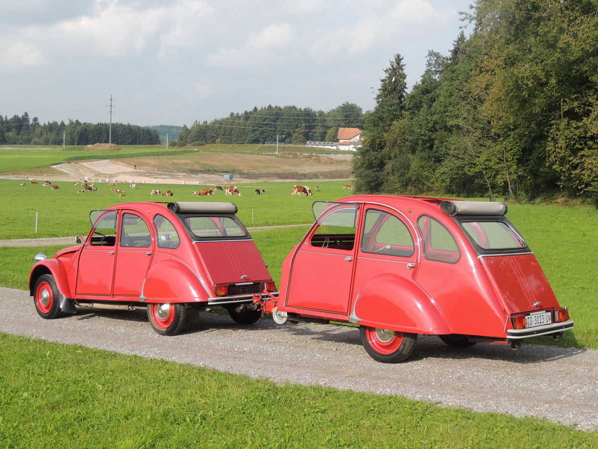 citroen 2cv 1985 oldtimer kaufen zwischengas. Black Bedroom Furniture Sets. Home Design Ideas