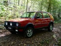 VW Golf 1800 Country syncro (1991): In Top Zustand mit perfektem originalem Interieur!