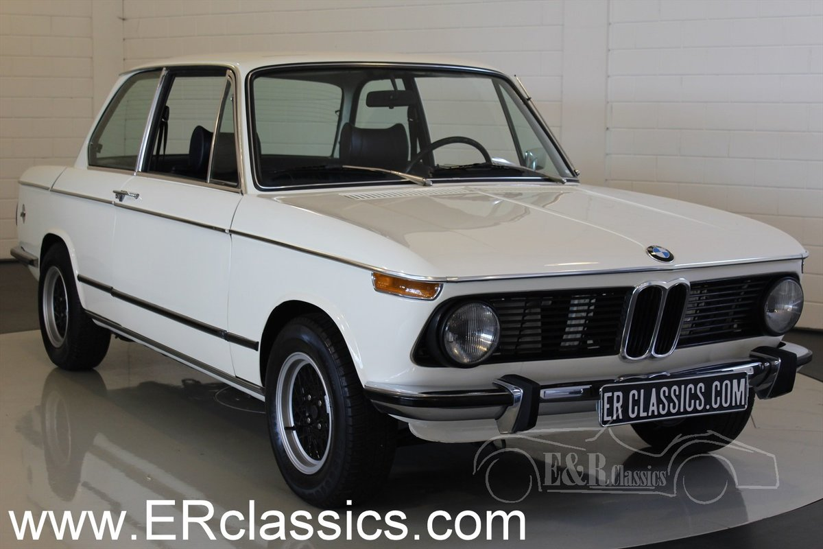 bmw 2002 1974 oldtimer kaufen zwischengas. Black Bedroom Furniture Sets. Home Design Ideas