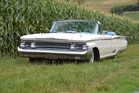Mercury Park Lane Convertible (1960): Oldtimer Galerie Toffen - Classic Cars & Motorcycles - angeboten durch Oldtimer Galerie Toffen