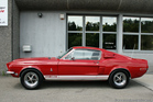 Ford Mustang Shelby GT350 (1968)
