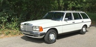 Mercedes Benz 230 TE (1985)
