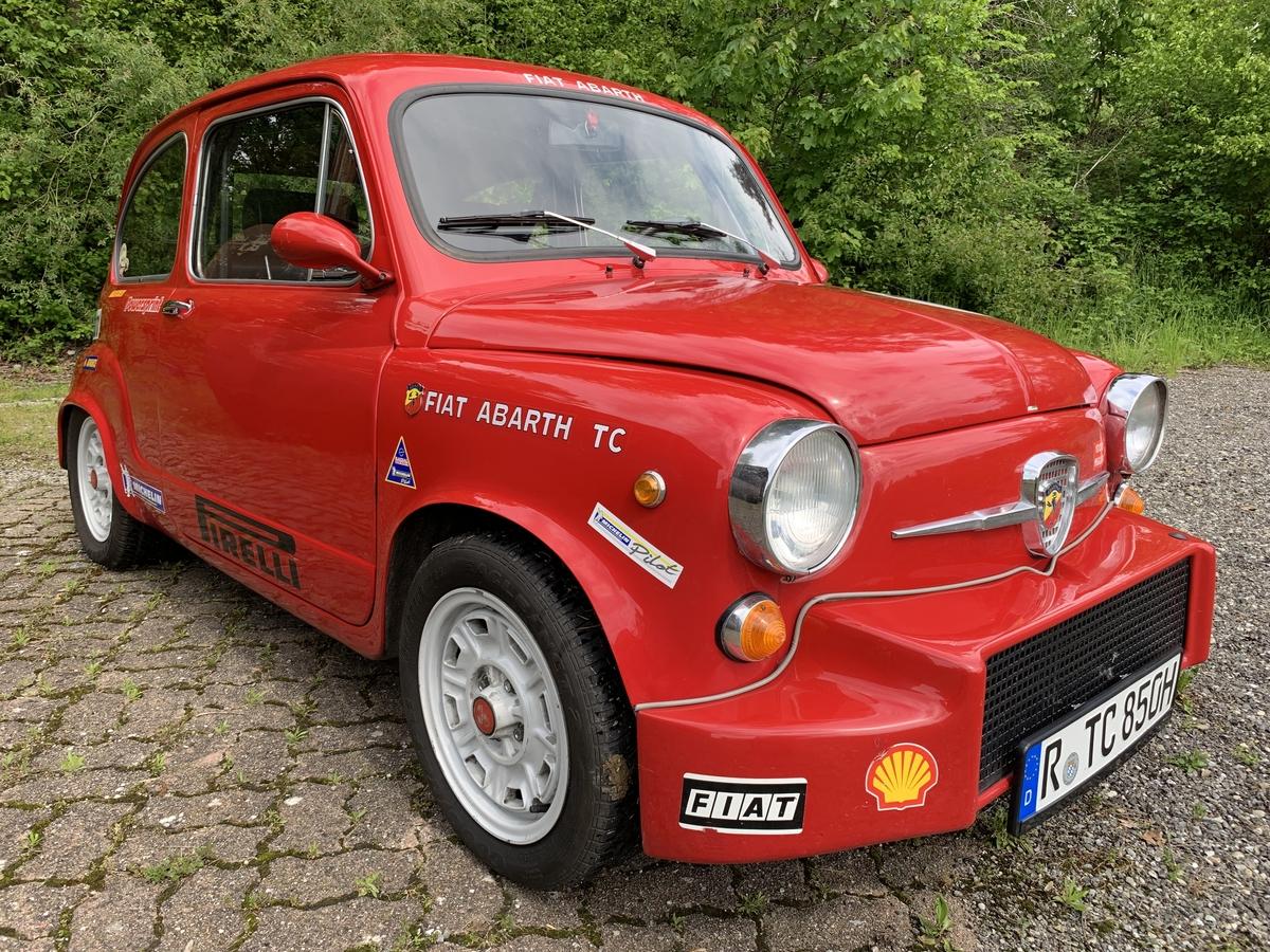 Fiat Abarth 850 TC (1970) - Oldtimer kaufen | Zwischengas