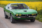 Alfa Romeo Montreal (1971): Classic Car Auction June 17th at The Dolder Grand, Zürich - angeboten durch Oldtimer-Galerie Toffen