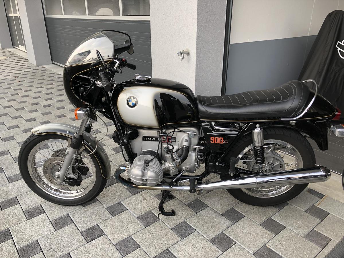 Bmw R90 S 1974 Oldtimer Kaufen Zwischengas