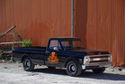 Chevrolet C/10 long bed Pick Up (1969)