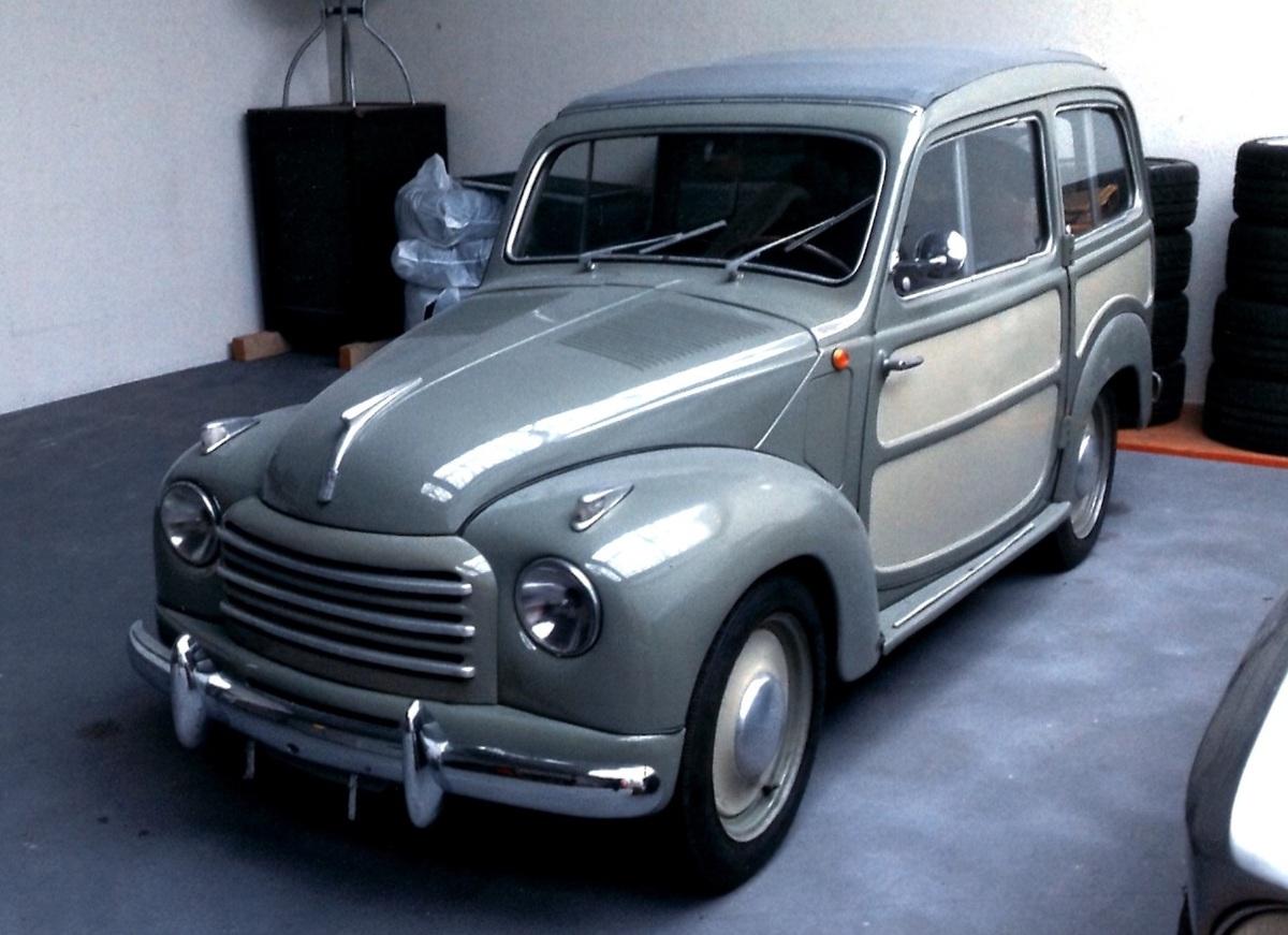 fiat 500 topolino belvedere 1954 oldtimer kaufen. Black Bedroom Furniture Sets. Home Design Ideas