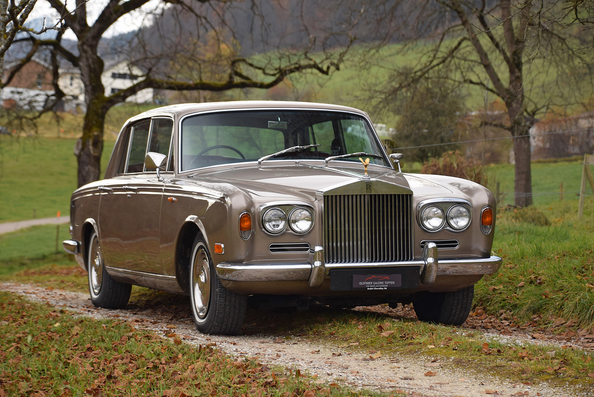 rolls royce silver shadow 1969 oldtimer kaufen. Black Bedroom Furniture Sets. Home Design Ideas