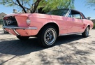 Ford Mustang Coupe (1967): Mustang Cabrio Playboy Rose - angeboten durch AMC Classics llc