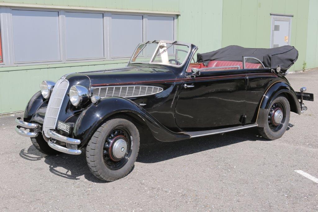 bmw 326 cabriolet 1937 oldtimer kaufen zwischengas. Black Bedroom Furniture Sets. Home Design Ideas