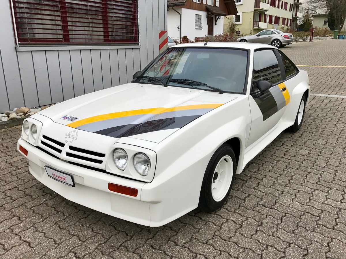 opel manta 400 replica 1985 oldtimer kaufen zwischengas. Black Bedroom Furniture Sets. Home Design Ideas