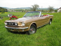 Ford (USA) Mustang Cabrio (1966)
