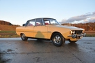 Rover P6 3500 MkII (1970): Almond/ Bordeaux - angeboten durch MADmotors GmbH