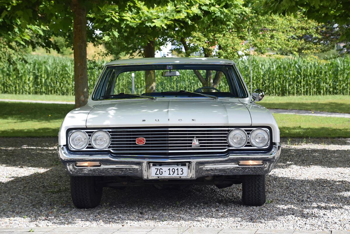 Buick Special de Luxe 4100 (1964) - Oldtimer kaufen | Zwischengas