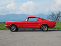 Ford Mustang V8 Fastback 289cui (1965)