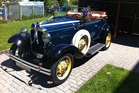 Ford A Deluxe Roadster (1930): Auktion 29. April in Toffen - angeboten durch Oldtimer-Galerie Toffen