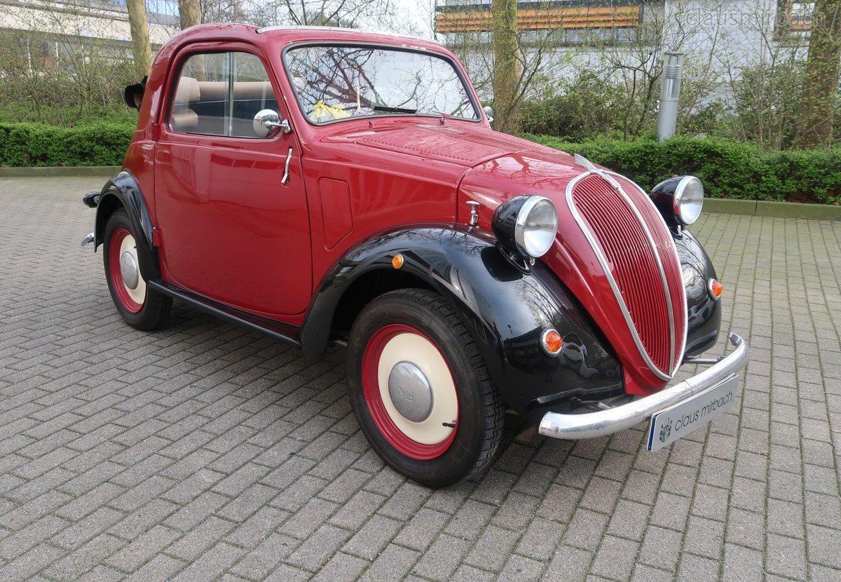 Fiat Topolino 1946 Oldtimer Kaufen Zwischengas