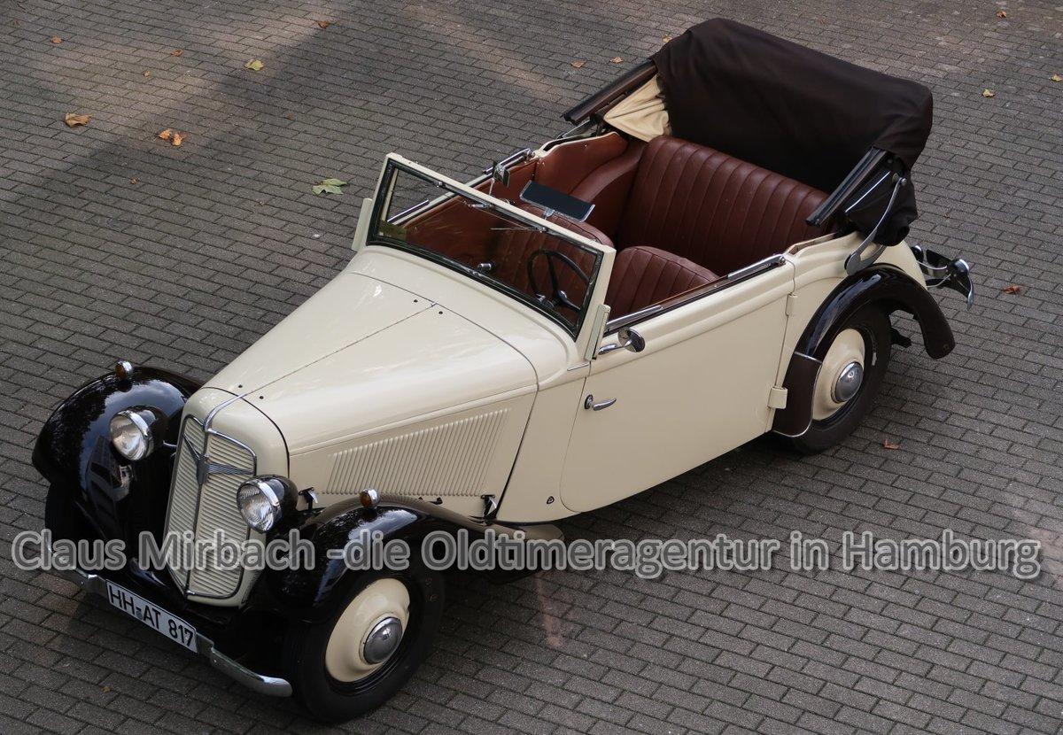 adler trumpf junior cabriolet 1937 oldtimer kaufen. Black Bedroom Furniture Sets. Home Design Ideas