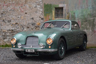 Aston Martin DB2 Vantage Specification (1952)