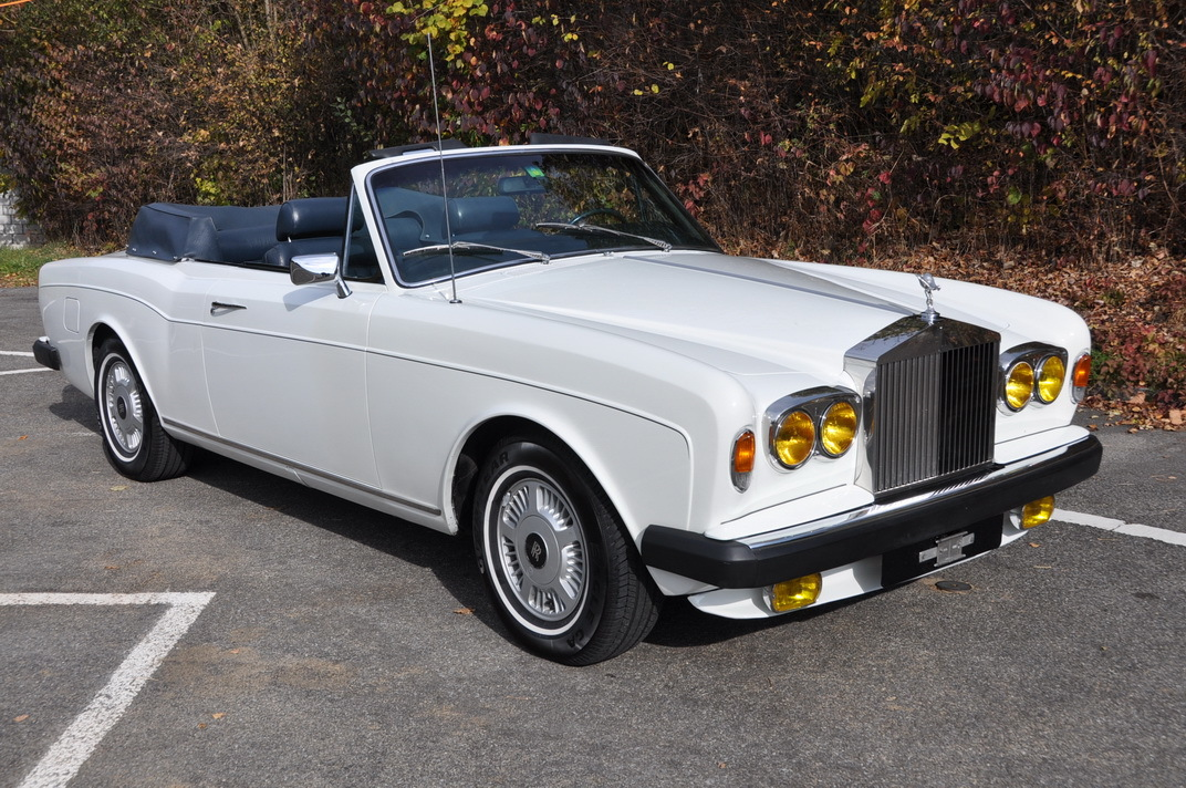 rolls royce corniche cabriolet 1977 oldtimer kaufen. Black Bedroom Furniture Sets. Home Design Ideas