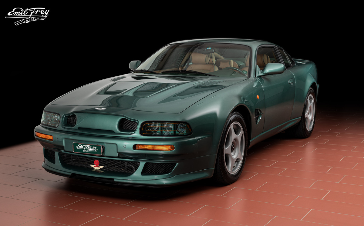 Aston Martin V8 Vantage V600 Le Mans 2000 Oldtimer Kaufen Zwischengas