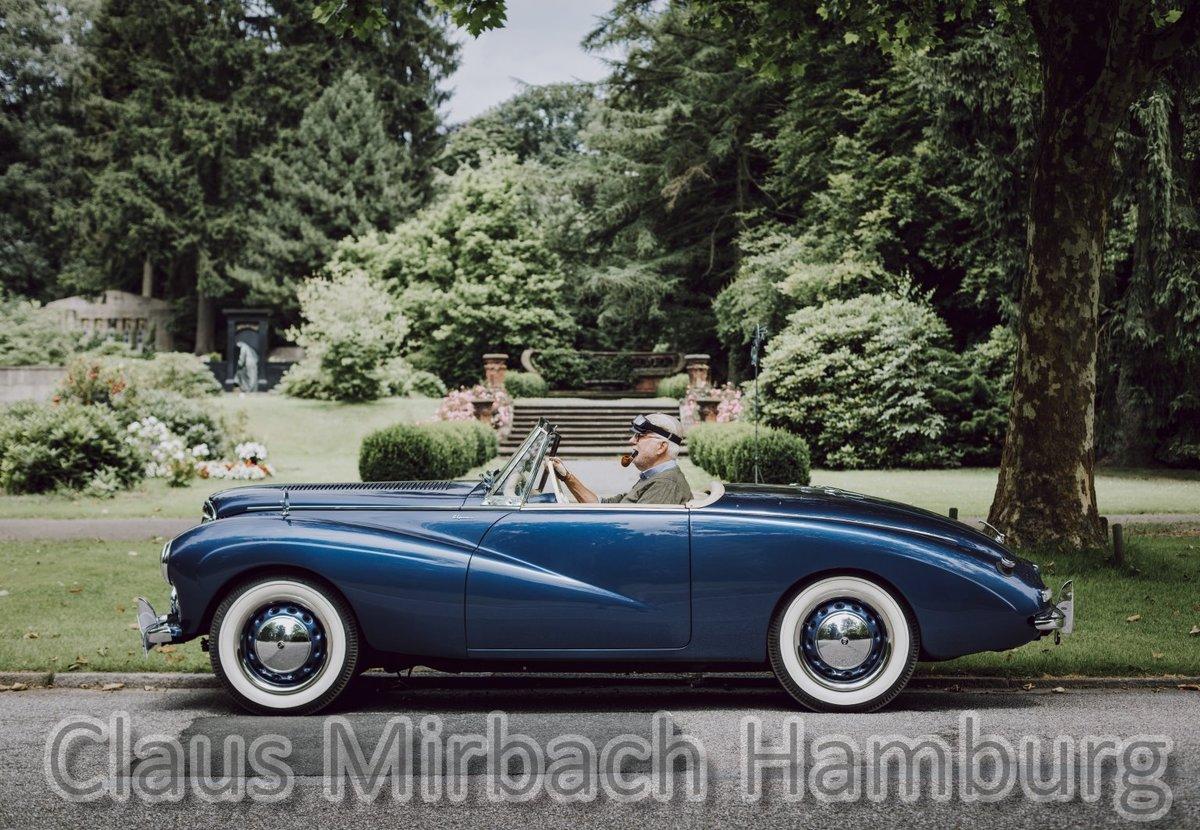 sunbeam talbot alpine roadster 1953 oldtimer kaufen. Black Bedroom Furniture Sets. Home Design Ideas
