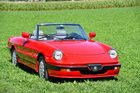 Alfa Romeo 2000 Spider (1987): Oldtimer Galerie Toffen - Classic Cars & Motorcycles - angeboten durch Oldtimer Galerie Toffen