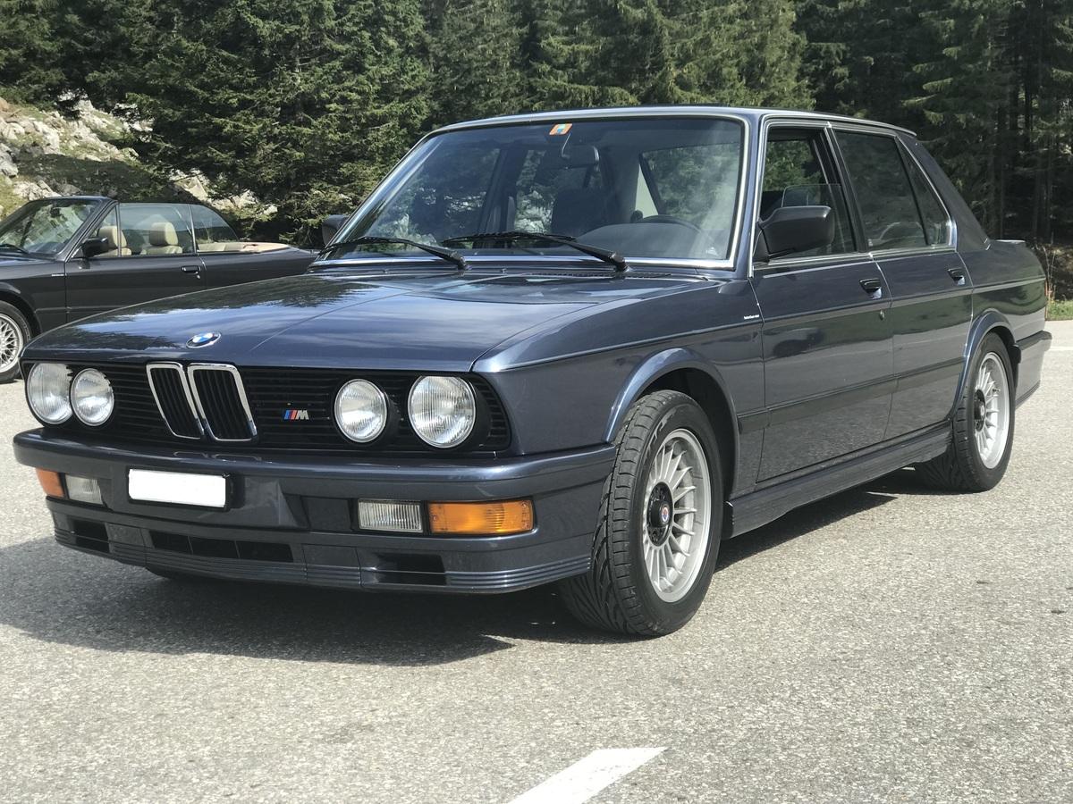 Bmw M535i E28  1987