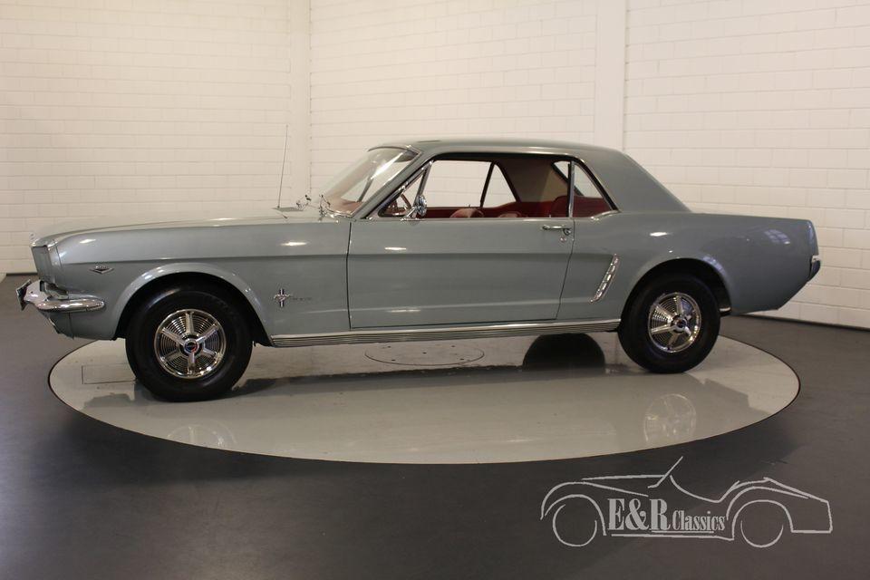 Ford Mustang (1964) - Oldtimer kaufen | Zwischengas