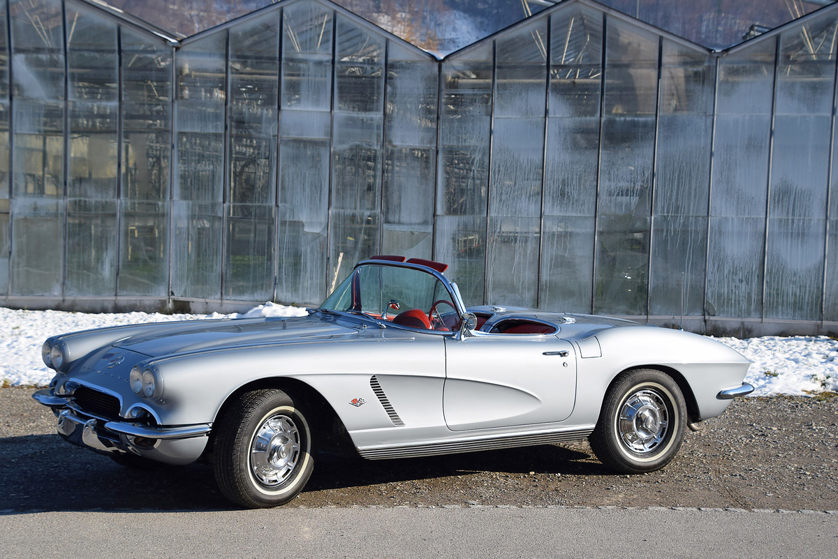 chevrolet corvette c1 1962 oldtimer kaufen zwischengas. Black Bedroom Furniture Sets. Home Design Ideas