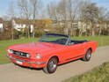 Ford (USA) Mustang (1965): GT Optik, V8 Highperformance, einmalige Ausstattung, MFK mit Veteran 1.2018 - angeboten durch Surber US Car Center