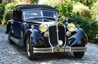 Horch 853 Sport-Cabriolet (1936): Horch 853 Sport-Cabriolet - angeboten durch Cargold Beuerberg-Collection
