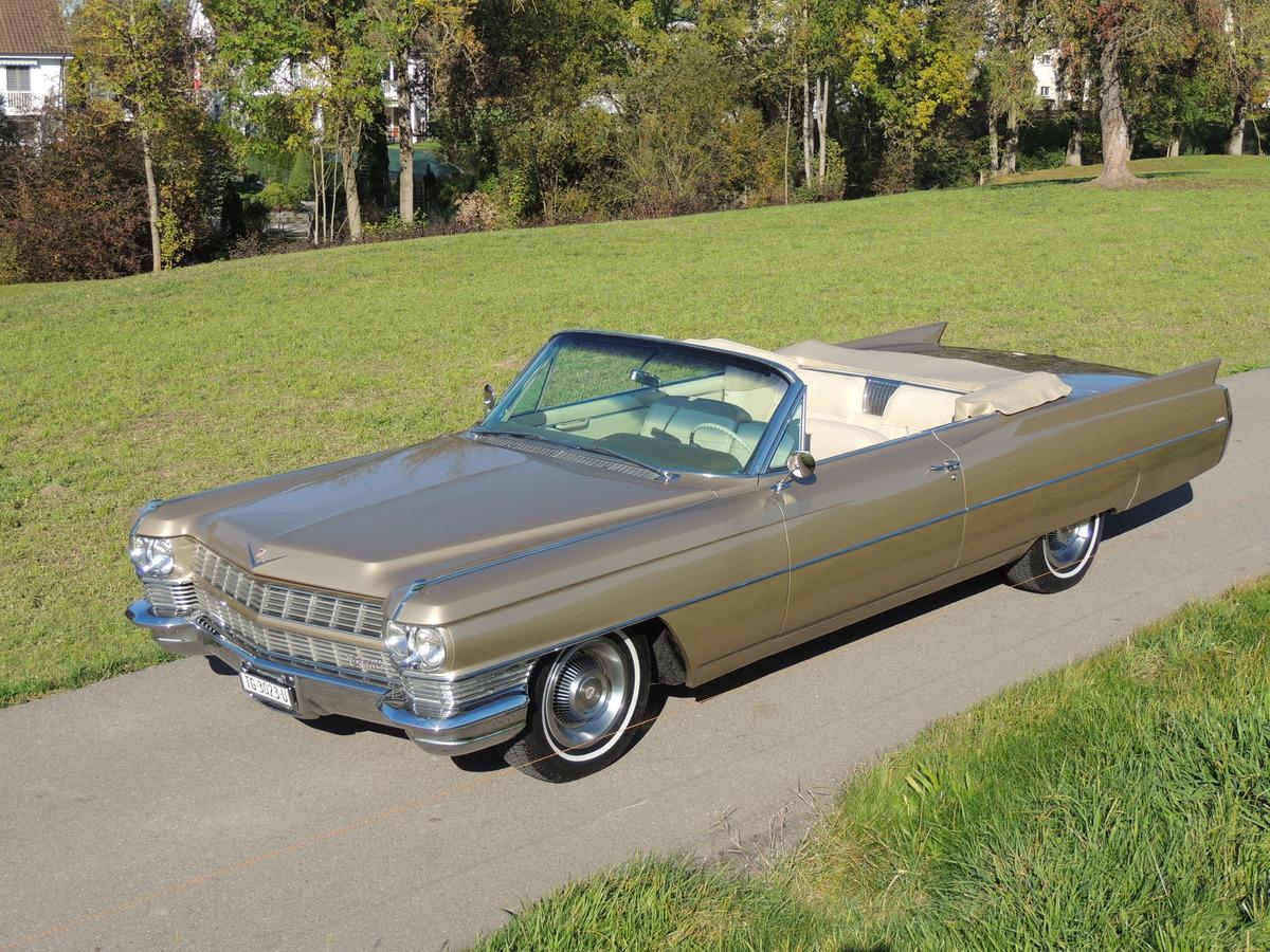 Cadillac Deville (1964) - Oldtimer kaufen | Zwischengas