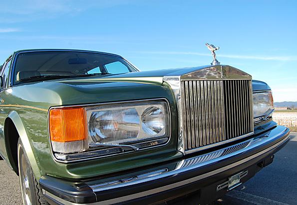 "Bild (5/17) vom Fahrzeug-Verkaufsinserat <strong>Rolls Royce Silver Spirit (1981)</strong>          : Rolls Royce Silver Spirit          <br/><br/>              <div class=""hideonmobile"" style="