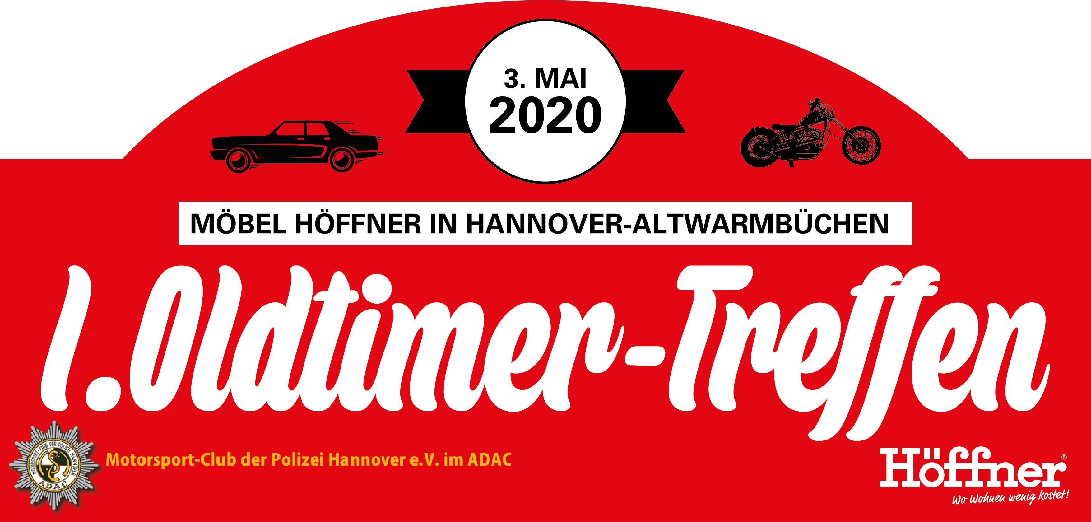 1. Oldtimertreffen bei Möbel Höffner - Oldtimer ...