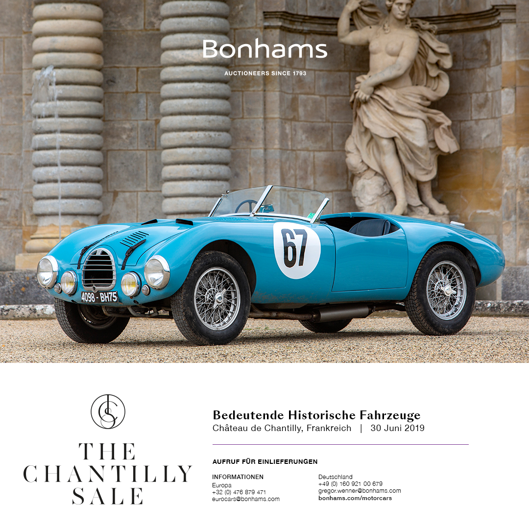 Bonhams Chantilly 2019 Teil 2