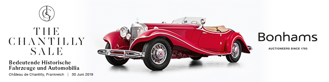 Bonhams Chantilly 2019 Teil 1