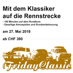 Friday Classic 2018: Friday Classic 2018