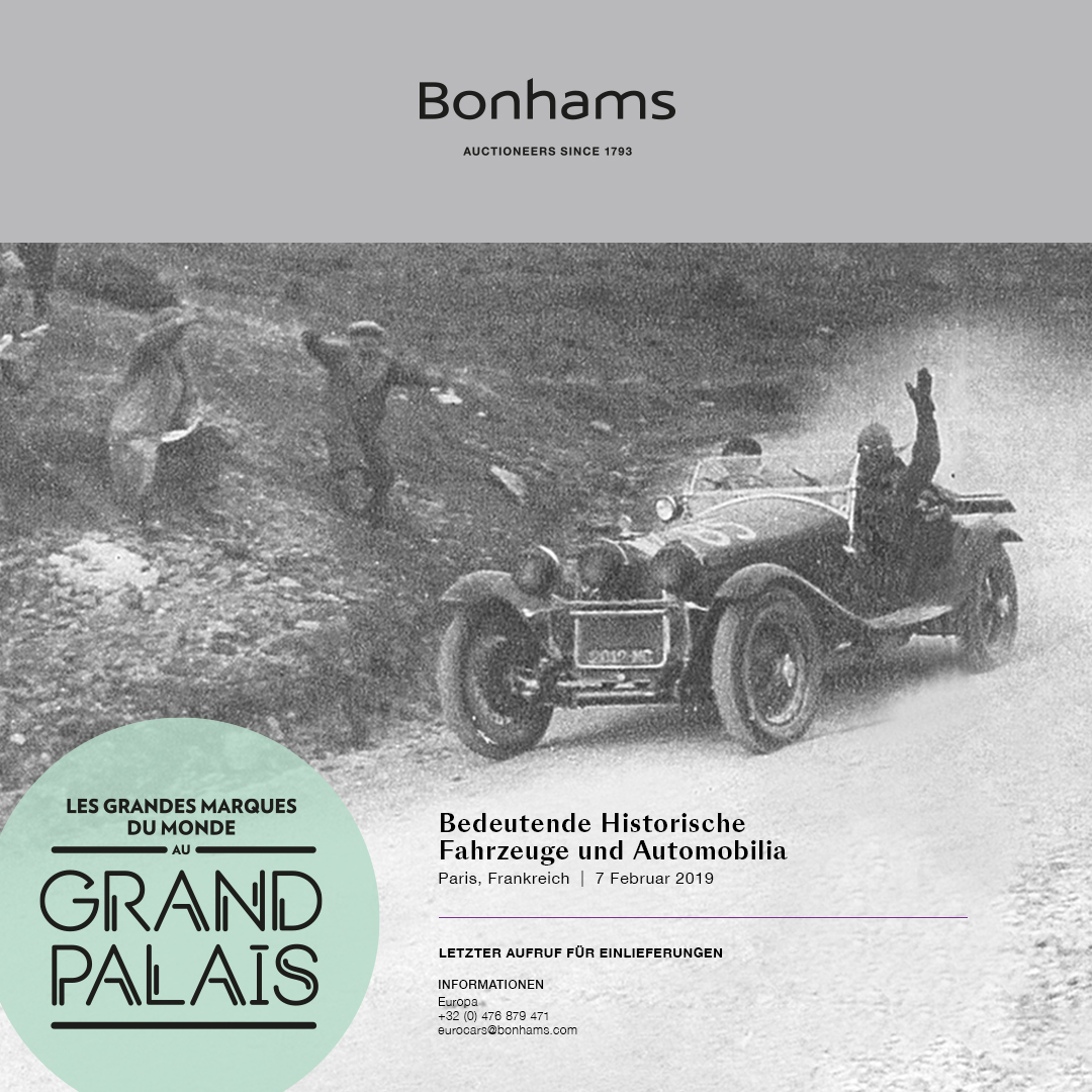 Bonhams: Bonhams Paris 2019